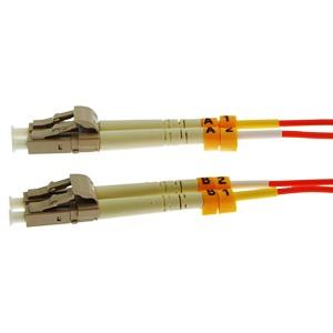 foc 732 3m lc lc duplex multimode 625125 fiber optic cable
